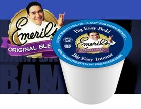 Emeril's Big Easy Bold Coffee * 4 Boxes of 24