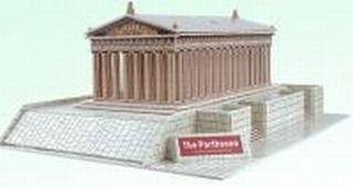 The Parthenon In Greece 3 D Puzzle Model Kit (Parthenon Model compare prices)