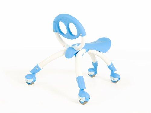 Pewi Ybike Ride On Toy and Walking Buddy (Blue)