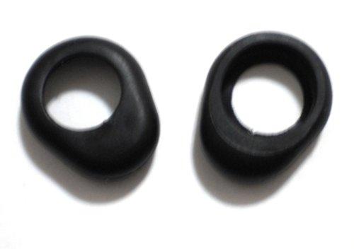 2 Medium Black Good Quality Earbuds For Jabra Bt2090 Bt2080 Bt2070 Bt2050 Bt2040 Bt2010 Wireless Bluetooth Headset Ear Gel Bud Tip Gels Buds Tips Eargel Earbud Eartip Eargels Eartips Replacement Part Parts