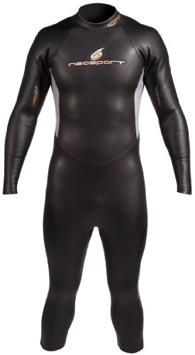 NeoSport 5/3mm Men's NRG Fullsleeve , Black Large