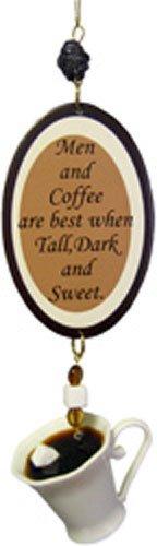 Coffee Ornament [T0032a]