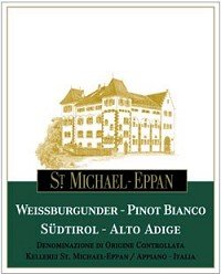 St. Michael-Eppan Pinot Bianco Linea Classica 2012 750Ml