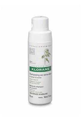 Klorane Gentle Dry Shampoo with Oat Milk Non-Aerosol Spray