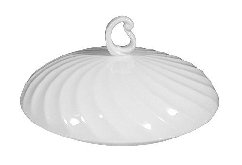 Couvercle pour bol avec couvercle blanc uni lénore de la marque seltmann weiden