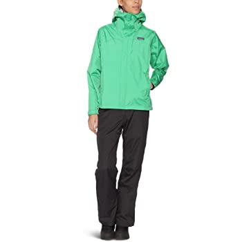 Patagonia W'S Torrentshell Jacket Veste imperméable femme Brilliant Green M