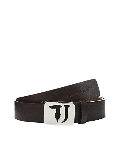 Trussardi Jeans Cinturón Pardo