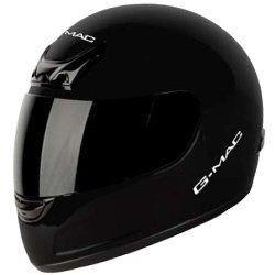 G-Mac/Nitro Maxx Full Face Motorbike Helmet Large Motorcycle
