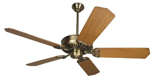 Craftmade K10802 American Tradition Ceiling Fan with Five 52