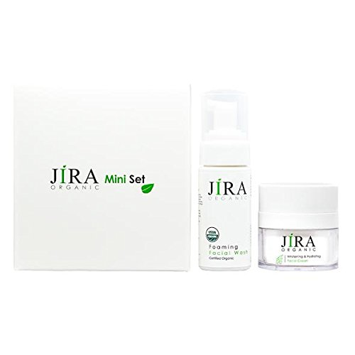 JiRA By Wattana Mini Set Organic Whitening Foam and Cream For Face and Neck (Rice Poder compare prices)