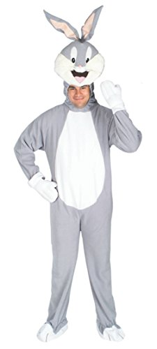 Rubies Mens Tv Cartoon Characters Bugs Bunny Party Fancy Costume