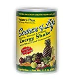Natures Plus SOURCE OF LIFE ENERGY SHAKE 1.1 LB