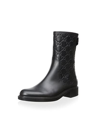 Gucci Women's Maud Leather Bootie