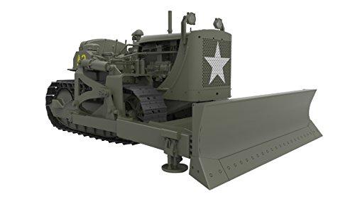 MiniArt Models U.S. Army Bulldozer Model Kit (1/35 Scale) (Bulldozer Model compare prices)