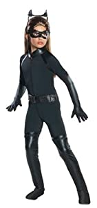 Child Deluxe Catwoman Costume at Gotham City Store
