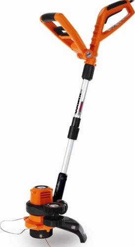 Worx 15 Inch 6 Amp Electric Dual Line Trimmer Wg113