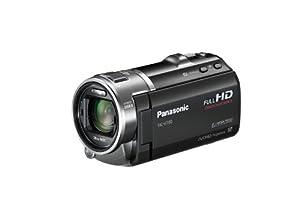 Panasonic HCV700K 3D Full HD 28mm Wide Angle SD Camcorder (Black)