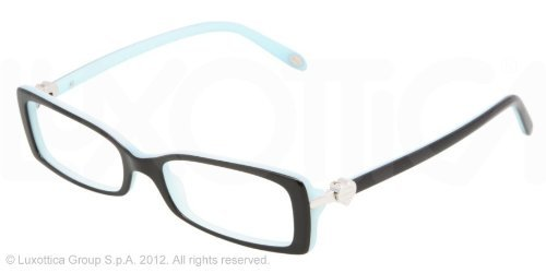 Tiffany & Co TF2035 Eyeglasses 8055 Top Black/Blue