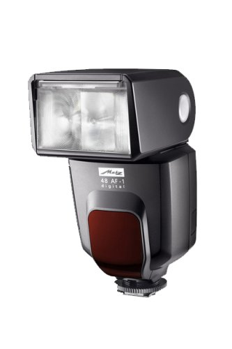 Metz Mecablitz 48 AF-1O digital - Hot-shoe clip-on flash - 48 (m)
