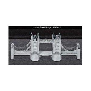 London Tower Bridge England 3 D Metal Etch Model