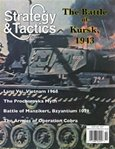 DG: Strategy & Tactics Magazine #253, with Drive on Kursk, July 1943, Board Game