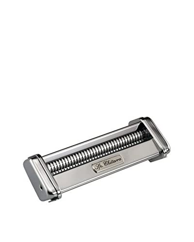 Marcato Atlas Spaghetti Chitarra Pasta Maker Attachment, Silver