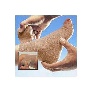 PhysioRoom Cohesive Elastic Bandage Tan (x24)