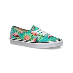 Vans Authentic Van Doren Flamingo Skate Shoe