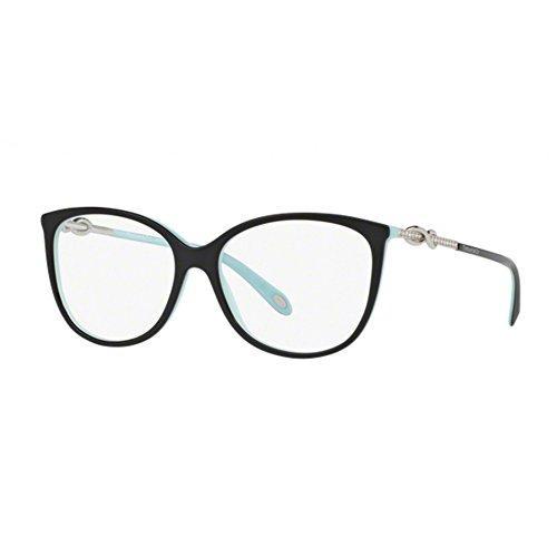 tiffany-tf2143b-8055-occhiale-da-vista-nero-black-eyeglasses-sehbrille-donna-new