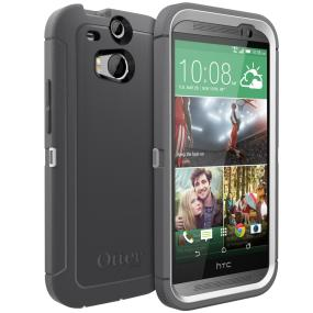 OtterBox Defender Series for the all new HTC One. HTC One phone case