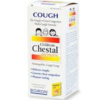 Boiron, Children's Chestal Cough Syrup, Honey, 8.45 fl oz (250 ml)