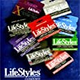 60 Lifestyles Condoms Variety Pack!