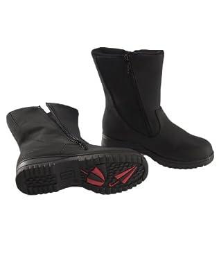 Amazon.com: totes Women's Rosie Winter Boots,Black,8 W US: Shoes