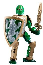 LEGO Knights Kingdom 8793: Sir Rascus