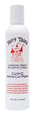 Fairy Tales Curly-Q? Natural Curl Maker Styling Gel -- 8 fl oz