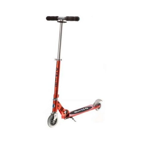 Micro Sprite Diamond Red Scooter