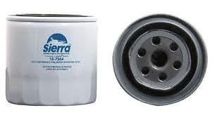 Sierra International 18-7945 10 Micron Fuel Water Separating Filter for Mercury/MerCruiser and Yamaha (Mercury Boat Fuel Filter compare prices)