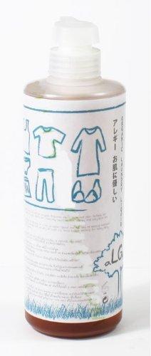 Algy Kaffir Lime & Bergamot Organic Laundry Liquid 550Ml. front-448085