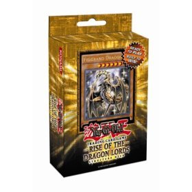 Yu Gi Oh Rise of the Dragon Lords Structure Deck