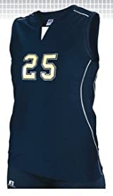 Russell Athletic 8V1 Sleeveless Jersey (Call 1-800-234-2775 to order)