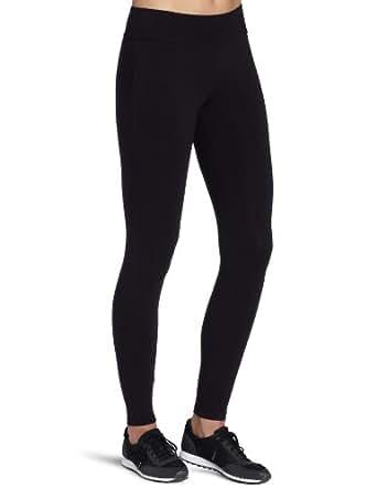 Spalding Women's Ankle Legging, Black, Small