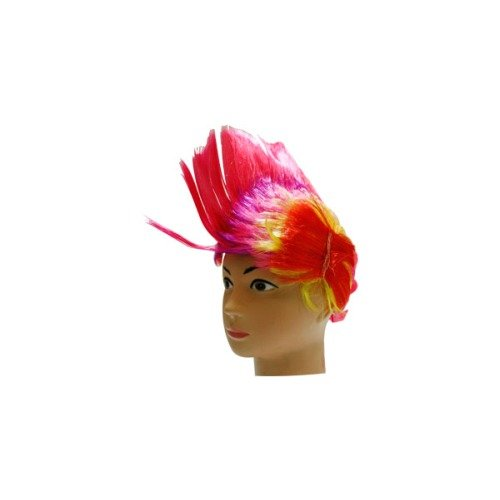 smartcraft Mohawk Wig Pink , Adult Party Supplies , Party Props , Party Wigs , Afro Wigs for Parties