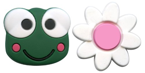 Gamma String Things Vibration Dampener, Flower Frog - 1