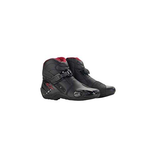 Alpinestars S-MX 2 Boots - 38 Euro/Red