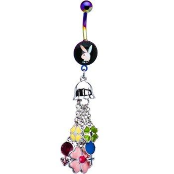 Playboy Bunny body jewelry is an essential piece for any body jewelry