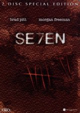 SEVEN / SE7EN - Lim. Steel Case 2 disc Collector's Ed. - incl. all possible extras