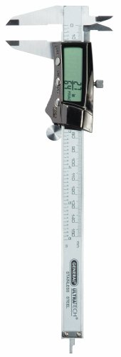 General Tools 147 6-Inch Digital Fractional Caliper