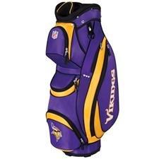 Wilson NFL Cart Bag - Minnesota Vikings by Wilson