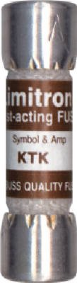 Buy Bussmann #BP/KTK-20 20A KTK Fast Act Fuse (BUSSMANN MFG DIV P1263 ,Lighting & Electrical, Electrical, Circuit Breakers Fuses & Load Centers, Fuses)