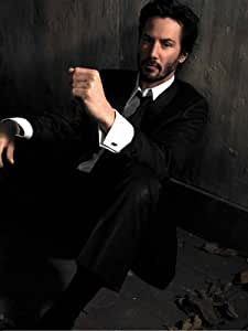 Amazon.com: Keanu Reeves 24X36 Poster SDG #SDG552799: Posters & Prints